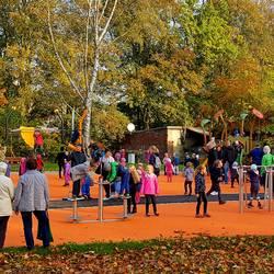 Einweihung des Stadtparks Oberlungwitz 01