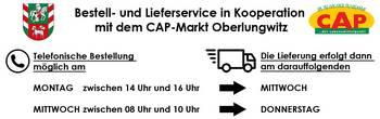 Nachbarschaftshilfe - Bestell- und Lieferservice CAP [(c) Thomas Hetzel]